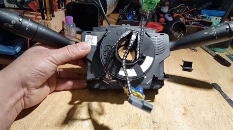 Peugeot Airbag Light Fault Finding Clock
