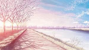 Scenery Wallpaper: Anime Scenery Wallpaper Tumblr