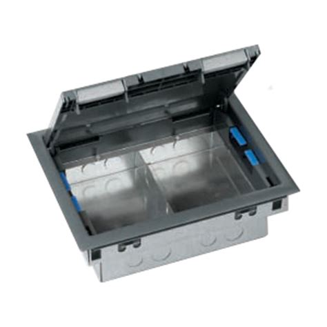 electrak cr2005 box floor service 2 compartment