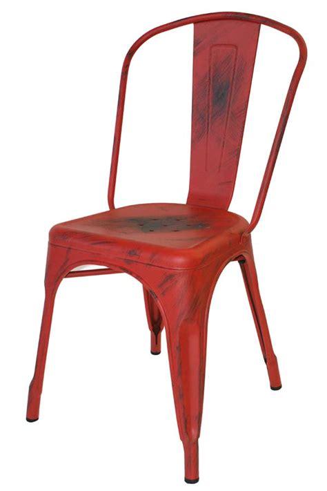 chaise industrielle maison du monde chaises vintages et industrielles pour restaurants et bars