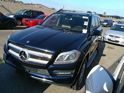 To put this into perspective, a normal tree absorbs about 21,000 grams of co2 per year, so about 335 trees would. 2014 Mercedes-Benz GL-Class GL 350 BlueTEC 4MATIC Sport Utility 4D   eBay