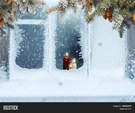frosted window image photo  trial bigstock