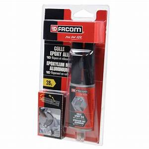 Colle Epoxy Bi Composant : colle epoxy alu facom 28 g feu vert ~ Mglfilm.com Idées de Décoration