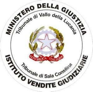 Ufficio Vendite Giudiziarie - ivg vallo della lucania