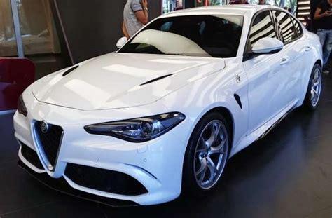 Alfa Romeo Giulia Türkiye'de Satış Fiyatları Belli Oldu