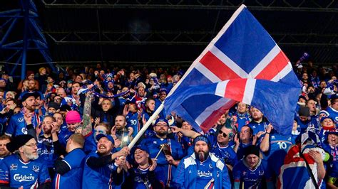 Iceland's World Cup success their greatest achievement ...