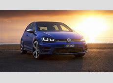Volkswagen Golf GTI and R sales fly in down July photos