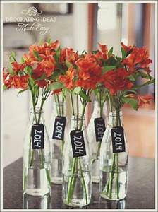 25 best ideas about graduation party centerpieces on for Simple table decoration ideas for great celebrations