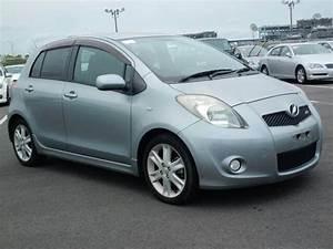 2005 Toyota Vitz  Yaris
