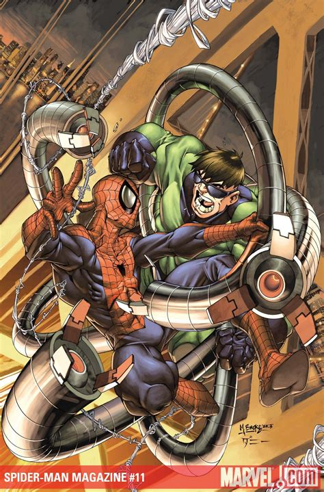 Top Spider Man Vs Doc Ock Images For Pinterest Tattoos