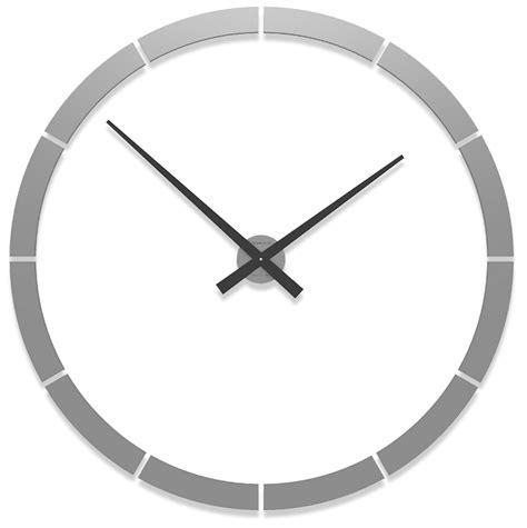 pendule moderne cuisine horloge murale giotto