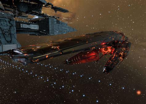Triglavian Cruiser  Eve Online Pictures