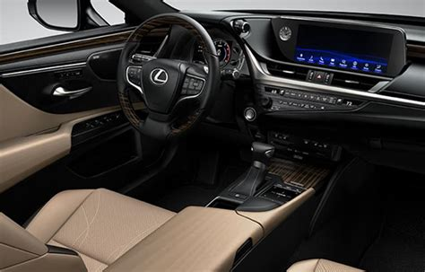 lexus es  interior colors specs price engine