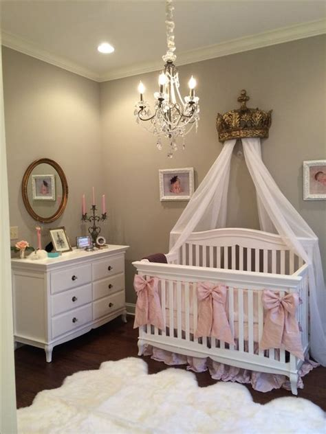 13 queen themed baby room ideas