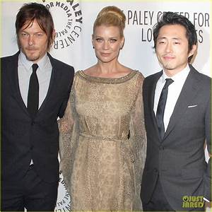 Norman Reedus And Laurie Holden Kiss | www.pixshark.com ...