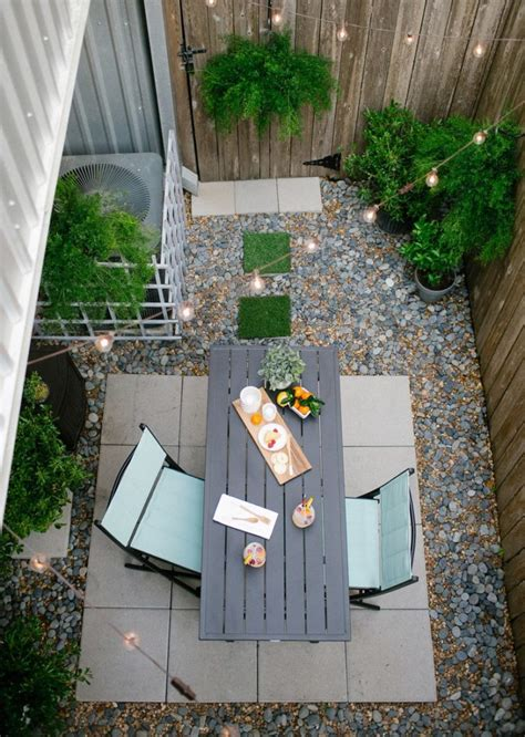 may days a small patio makeover 15 inspiring backyard makeover projects you may like to do