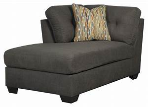 3 piece modular sectional w armless sleeper left chaise for Armless sectional sofa chaise