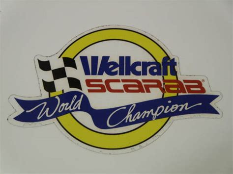 Wellcraft Boats Logo by 26 Scarab Cv Offshoreonly
