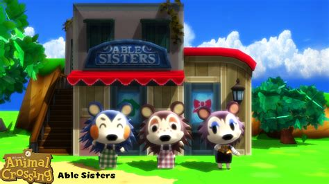 Mmd Model Able Sisters Download By Sab64 On Deviantart