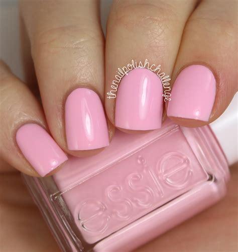 nail polish challenge essie breast cancer awareness
