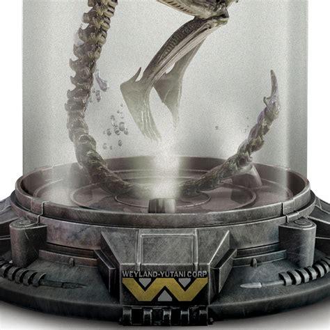 Cool Aliens 'xenomorph Specimen' Sculpture!
