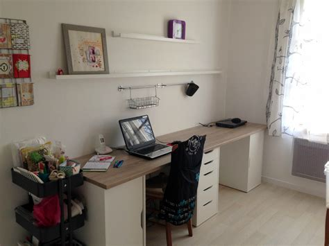 taille d un bureau bureau grande longueur table de lit