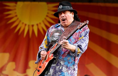 Carlos Santana Joins Rolling Stones As Only Musicians To