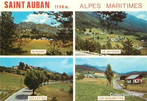 Delce Cartes Postales Europe by Cpsm 06 Quot Auban Le Et Ses Quartiers