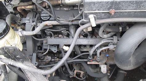 fiat ducato motor fiat ducato 2 0 jtd engine