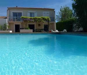 grande maison de vacances avec piscine chauffee spa With location vacances herault avec piscine