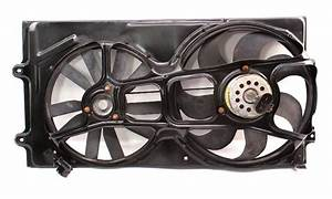Radiator Electric Fan Motor  U0026 Blades 95
