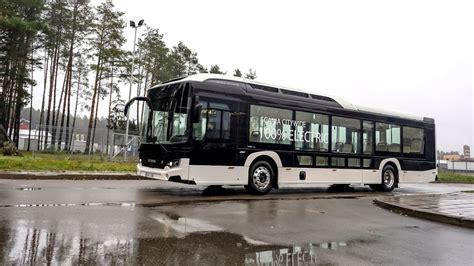 Lietuvoje pristatytas naujas Scania elektrinis autobusas ir ABB įkrovimo infrastruktūra