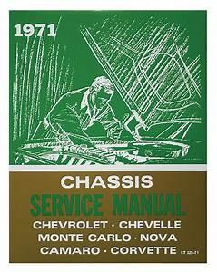 1971 Monte Carlo Chassis Service Manuals   Opgi Com