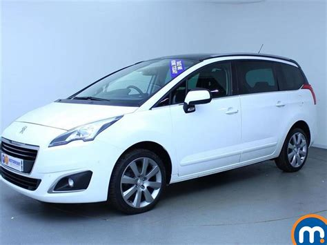 Used Peugeot For Sale by Used Peugeot 5008 For Sale Second Nearly New