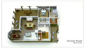 small cottages floor plans small cottage plan with walkout basement cottage floor plan
