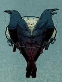 Crow Raven Blackbird