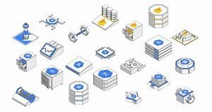 Create Isometric Google Cloud Diagrams