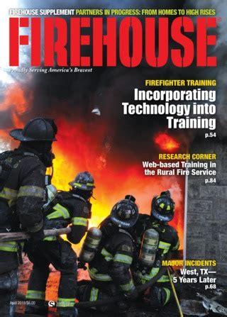 firehouse magazine april  firehouse