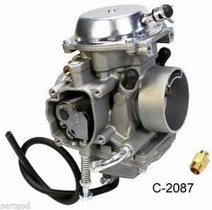 Carburetor Fits Polaris Sportsman 400 4x4 Ho 2001 2002
