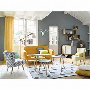 tapis nordic tables basses gigognes fjord fauteuil With tapis chambre bébé avec canapé le plus confortable du monde