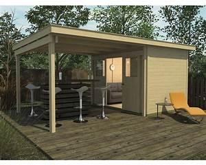 Gartenhaus Mit Lounge : gartenhaus weka lounge haus 1 300 cm lounge mit fu boden 504x295 cm natur bei hornbach kaufen ~ Indierocktalk.com Haus und Dekorationen