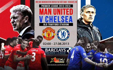 Manchester United Vs Chelsea Wallpapers - Wallpaper Cave