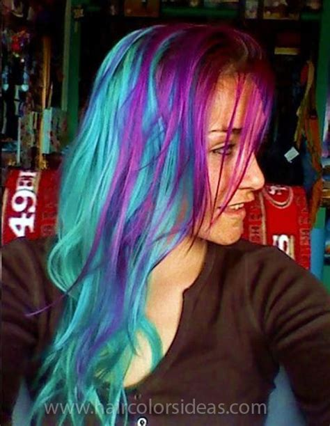 Mels Colored Hairstyles Hair Colors Ideas