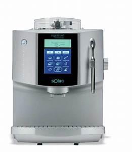 Kaffeemaschinen Test 2012 : solac ca 4815 espresso kaffeevollautomat espression ~ Michelbontemps.com Haus und Dekorationen