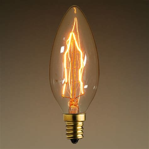antique light bulb ca10 40w antique light bulb co 584