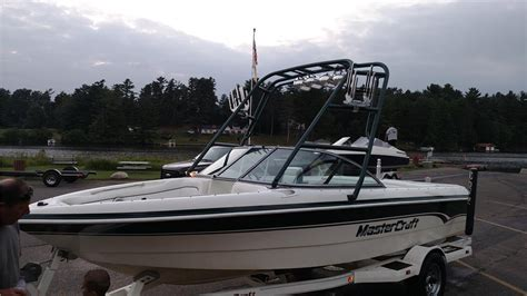 Small Boat Under 20k by 1999 Prostar 205v For Sale In Eagle River Wisconsin