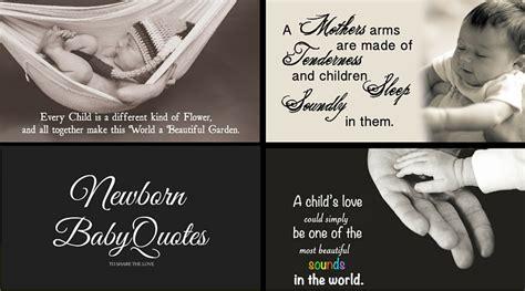 newborn baby quotes  share  love