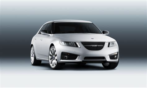 The Saab 9-5 Is Official
