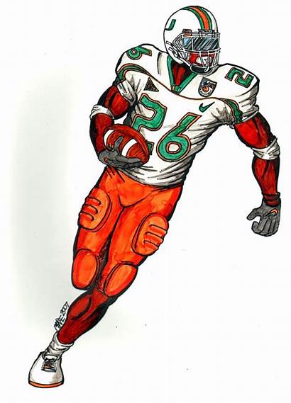 Football Nfl Player Players Drawings Sean Taylor