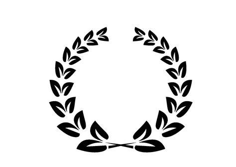 laurel wreath   clip art  clip art